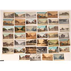 Palo Alto Street Scene Postcard Collection  (122536)