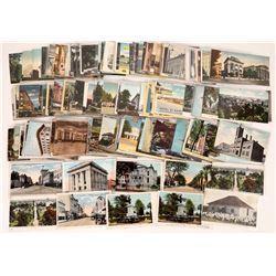 Postcards of the Capital city of Sacramento  (125615)
