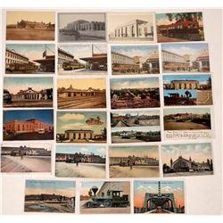 Sacramento Depots and Bridge Postcards ~ 23  (126819)