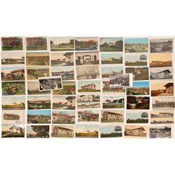 Sutter's Fort Postcards ~ 51  (126821)