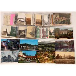 San Anselmo, CA, Postcards and Ephemera ~ 70  (126826)