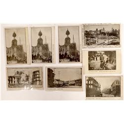 San Francisco Earthquake and Fire Post Card Collection  (124729)