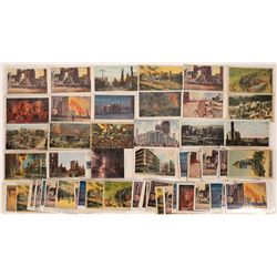 San Francisco Earthquake and Fire Post Card Collection  (124741)