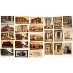 Bay Area National Bank Postcards ~ 24  (126874)