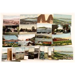 San Francisco Themed Postcards  (126490)