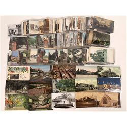 San Mateo, California in Postcards ~ 400  (126684)