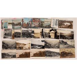 Sausalito, CA, Postcard Collection ~ 74  (126831)