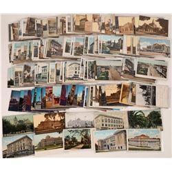 Postcards of Stockton, California  (125616)
