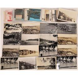 Tiburon and Belvedere Cove, Postcards & Ephemera ~ 45  (126834)