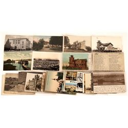 Vallejo, Ca. RPC's & Postcards  (126498)
