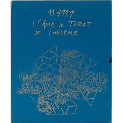 L'ame du Tarot de Theleme by Sebastian Matta  (121481)