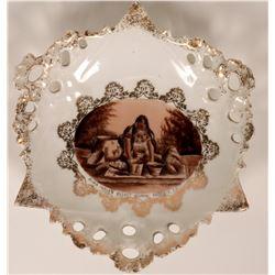 Amazing Pima Souvenir Dish  (116207)