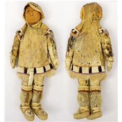 Native Alaskan Doll  (124429)
