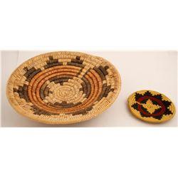 Navajo Wedding Baskets  (63872)