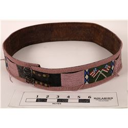 Beaded Belt by Plains Indians  (124649)