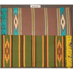 Two Navajo Rugs  (108739)
