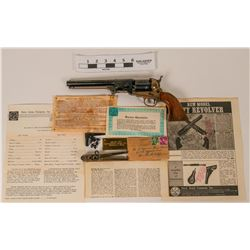 First Year Navy Arms 1851 Navy Revolver  (120898)