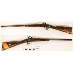 Joslyn model 1855 percussion Carbine in .54 caliber  (121171)