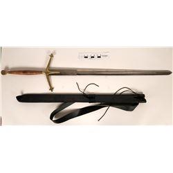 Claymore Medieval Sword Replica  (121540)
