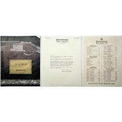 Browning Gun Catalog, St. Louis, Missouri  (118712)