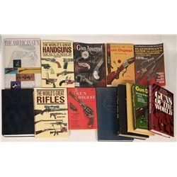 Firearms Books  (122309)