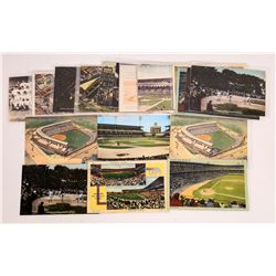 Chicago Baseball Postcards  (125965)