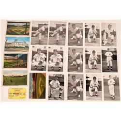 Detroit Tiger Player Photos & Press Pass  (125945)