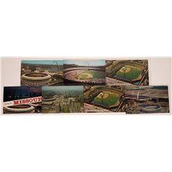 Cardinal Busch Stadium Postcards  (126455)