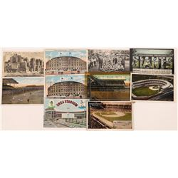 New York Baseball Postcards  (126482)
