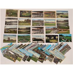 RPC's of Minor League Ballparks (50)  (125940)