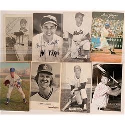 Baseball Photo Post Card Collection  (114935)