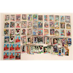 White Sox key Man Baseball Card Collection  (109387)