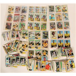 Pirates Key Man Baseball Card Collection  (109386)