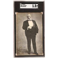 Boxer John L. Sullivan Postcards  (119243)