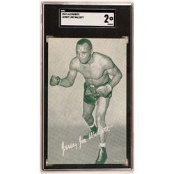 Exhibits Jersey Joe Wacott Card  (119253)