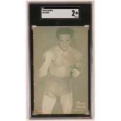 Heavyweight Max Baer Vintage Card  (117204)