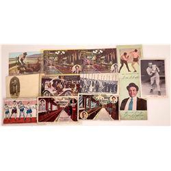 Jim Jeffries Postcard Group  (125948)
