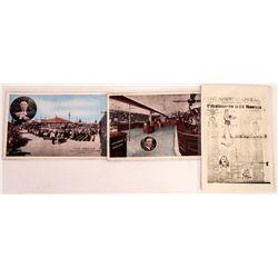 Boxer & Actor Jack Doyle Postcards  (125947)