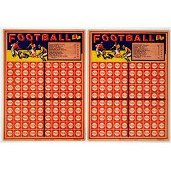 Football Push Card Game  (124421)