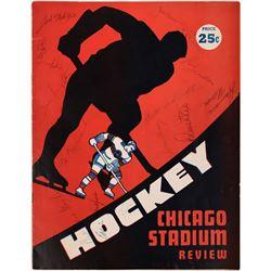 Chicago Blackhawks Program  (125973)
