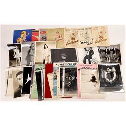 Sonja Henie & More Skating Archive  (126470)