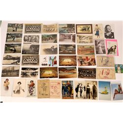 Sports Postcard Collection  (122538)