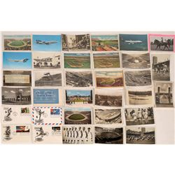 Olympics Postcard Collection  (125659)