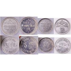 Indian Trader Tokens  (89241)