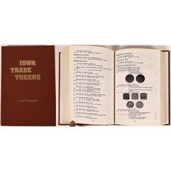 Iowa Trade Tokens Book  (125486)