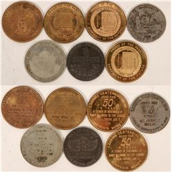 Michigan Town Tokens and Centennials  (123053)