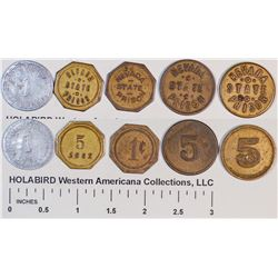 Nevada Prison Tokens  (125773)
