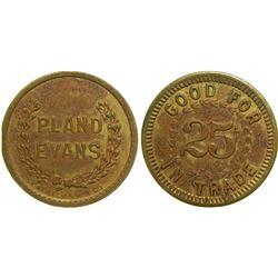 Pland Evans Token  (89055)