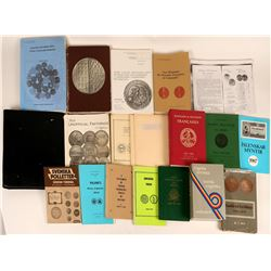 Western Europe Token Reference Book Library  (118948)