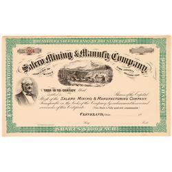 Salero Mining & Manufacturing Co  (117575)